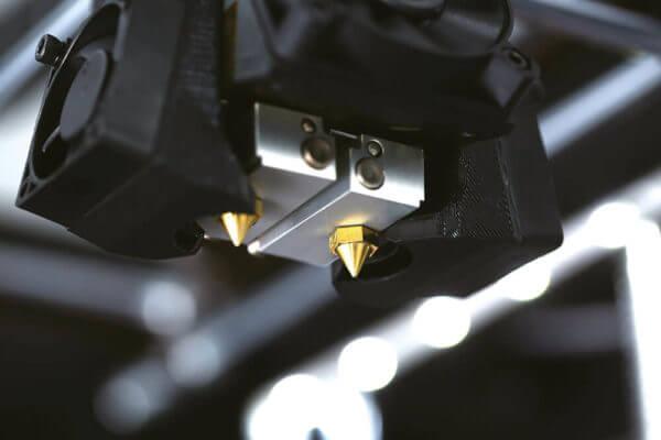 Raise3D Pro2: Nozzles