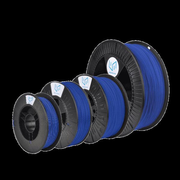 URBANMAKER Filament Übersicht Blau