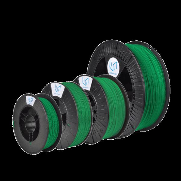 URBANMAKER Filament Übersicht Grün