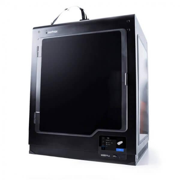 Zortrax M300 Plus 3D Drucker leicht seitlich